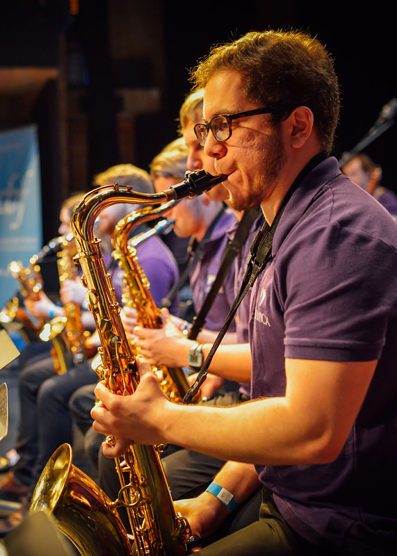 NCBF Big Band Jazz Band Festival UK