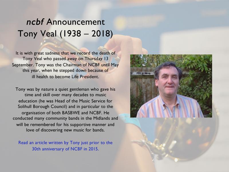 Tony Veal