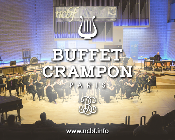 Buffet Crampon Sponsor NCBF National Concert Band Festival